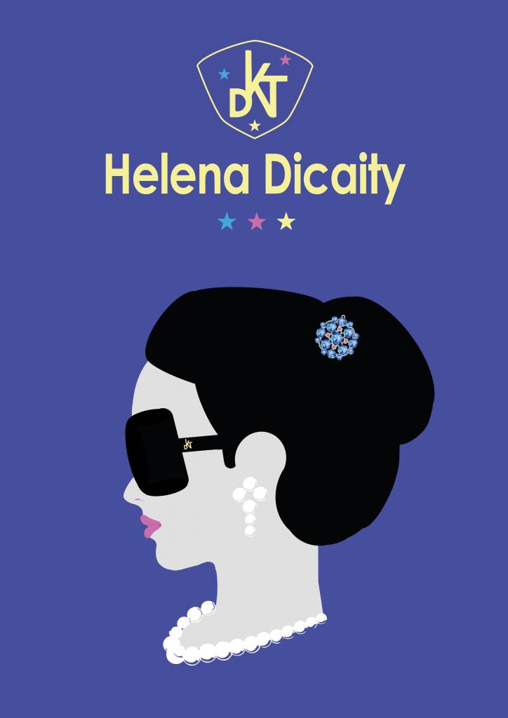 Helena Dicaity Cyanne